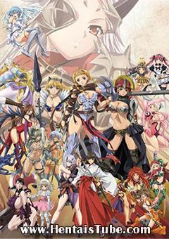 Queen's Blade: Gyokuza wo Tsugumono – Episódios