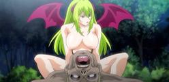 Capa do episodio Episódio 1 do hentai Monmusu Quest!