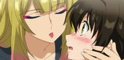 Capa do episodio Episódio 4 do hentai Skirt no Naka wa Kedamono Deshita