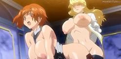 Capa do episodio Episódio 4 do hentai Space Pirate Sara