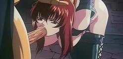 Capa do episodio Episódio 3 do hentai The Bizarre Cage