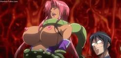 Capa do episodio Episódio 1 do hentai Makai Kishi Ingrid