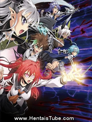 Shinmai Maou no Testament Burst – Episódios
