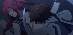 Shinmai Maou no Testament Burst – Episódio 09