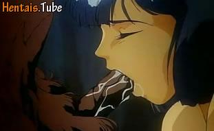 Capa do episodio Episódio 3 do hentai Injuu Gakuen La Blue Girl