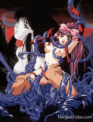 Injuu Gakuen La Blue Girl EX