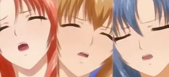 Capa do episodio Episódio 1 do hentai Sailor Fuku Shinryou Tsumaka