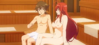 High School DxD Hero – Episódio 08