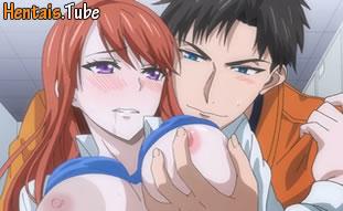Yubisaki kara Honki no Netsujou: Osananajimi wa Shouboushi Episode 3